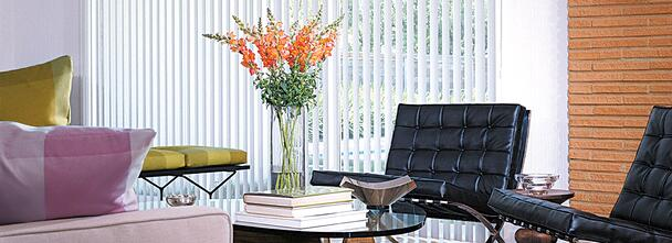 Interior Design_Vertical Blinds