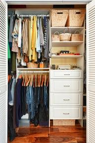 small master closet