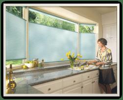 window treatments kitchen